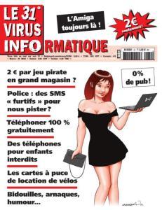 Couverture du Virus Info 31