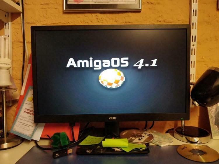 Config SAM460