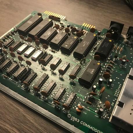 Commodore 64 Breadbin Recapped
