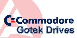 Amiga Gotek Drives