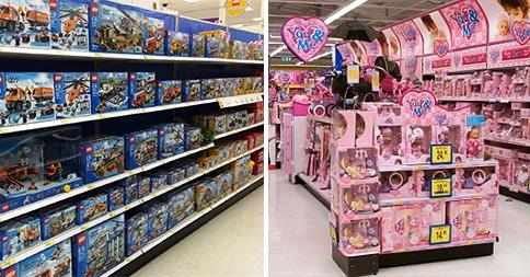 gender neutral toys