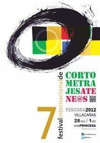 Programación del Festival de Cortos de Villacañas