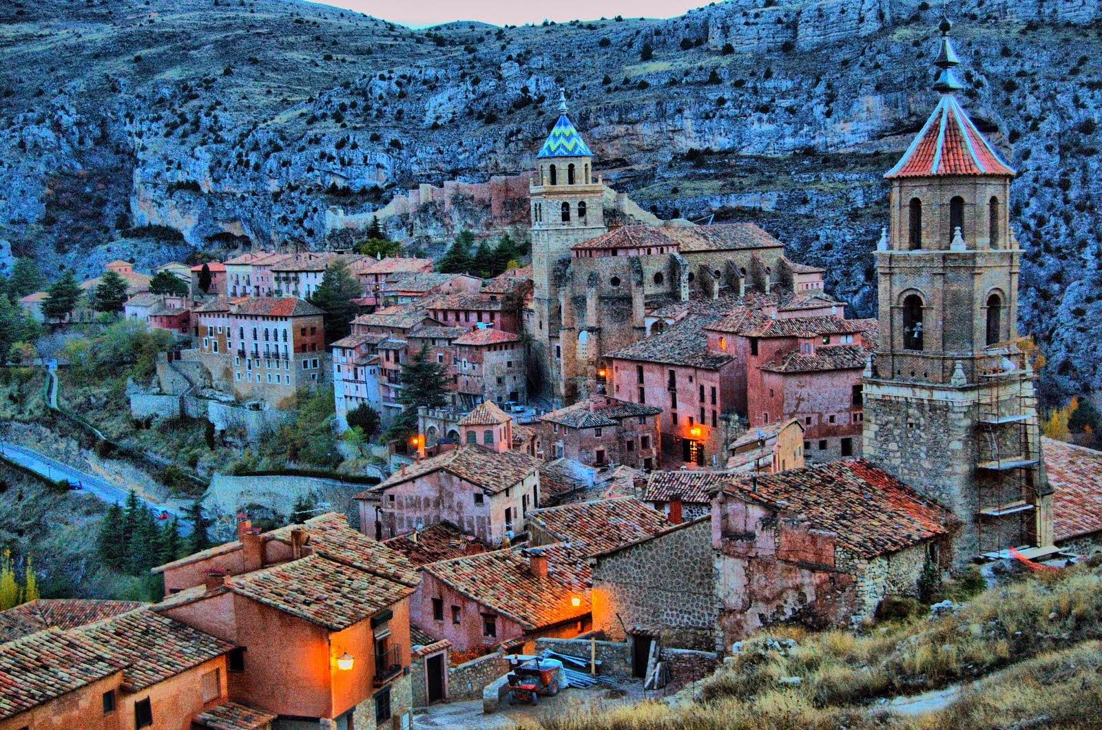 Resultado de imagen de Albarracin Teruel imagenes