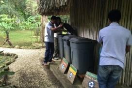 Manejo de residuos sólidos Naha