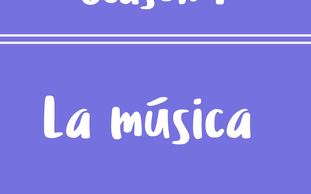 Diálogos en inglés 11 – Música