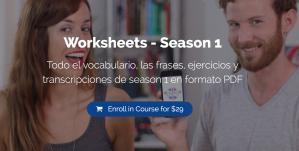 season-1 worksheets