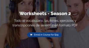 season-2 worksheets
