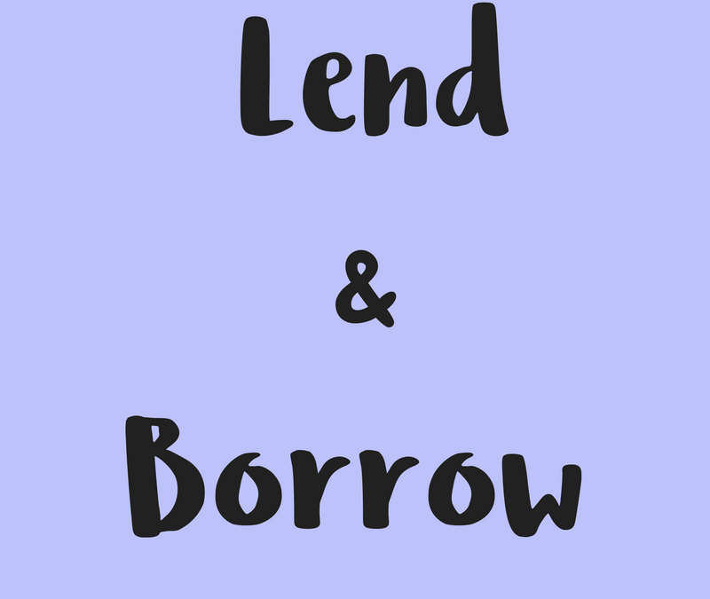 Diferencia entre 'LEND' y 'BORROW' en inglés