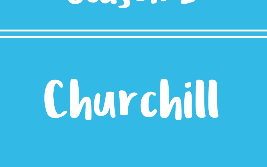 37 – Churchill – Diálogos en inglés