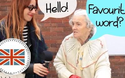 ¿Cuál es la palabra favorita de los ingleses? – aprende inglés en la calle