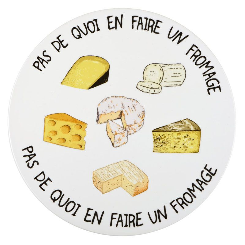 Plateau Pas De Quoi En Faire Un Fromage Une Ide De