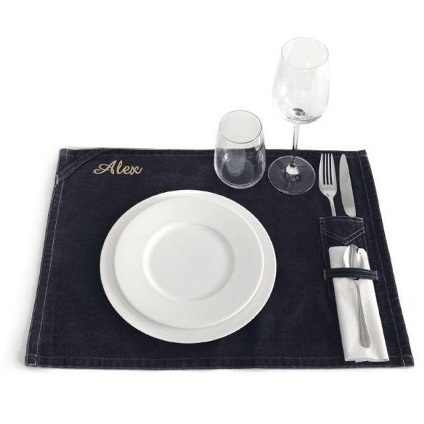 Set De Table Personnalis Une Ide De Cadeau Original
