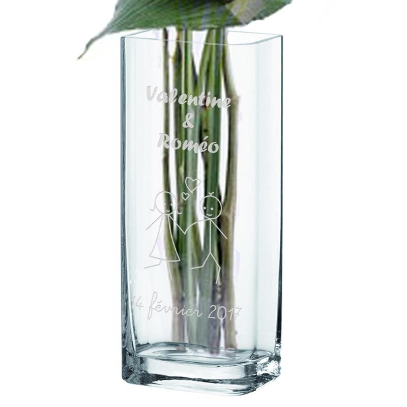 Vase Personnalis Saint Valentin Une Ide De Cadeau