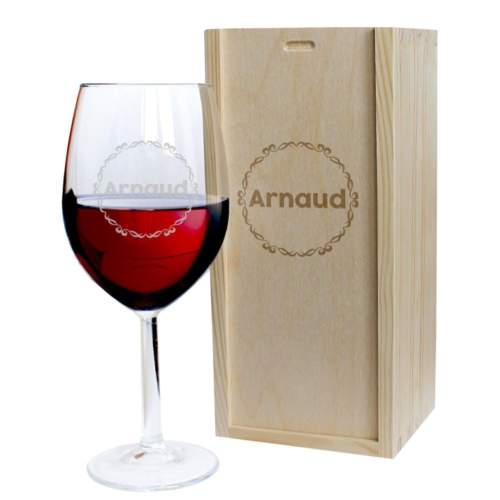 verre a vin prenom grave