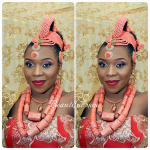 lovely beads for traditional wedding-amillionstyles4