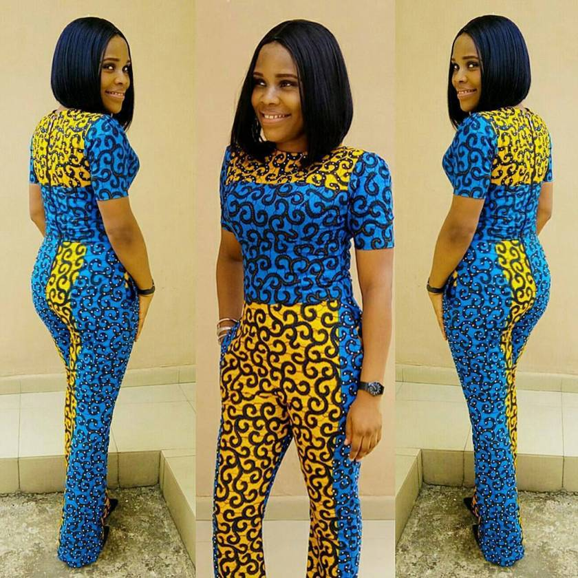 Latest Trending Ankara Styles You Want In Your Collections