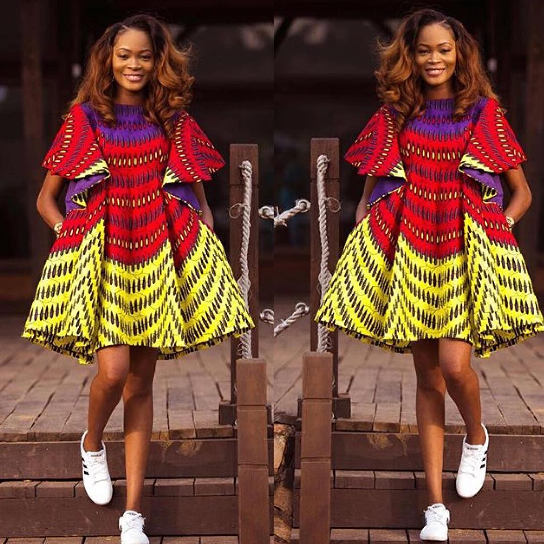 Latest Ankara Style Fashionistas Are Slaying For The