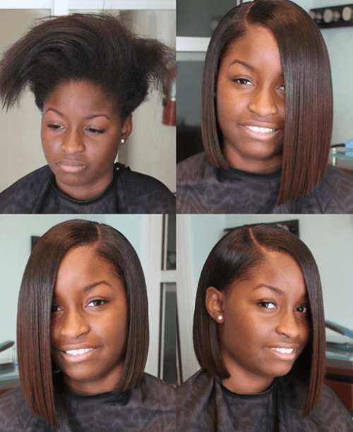 Great Hair Styling Options: Relaxed Hair