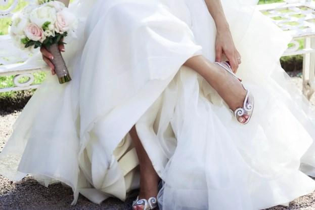 Bride's Shoes Tips