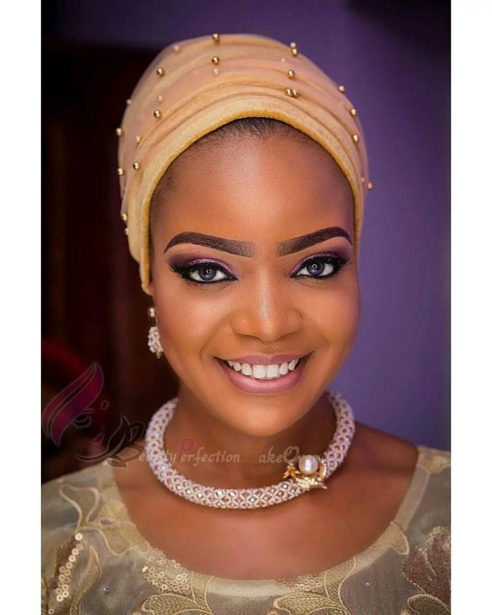 Beautiful Trending Velvet Beaded Turban For The Fashion Lovers