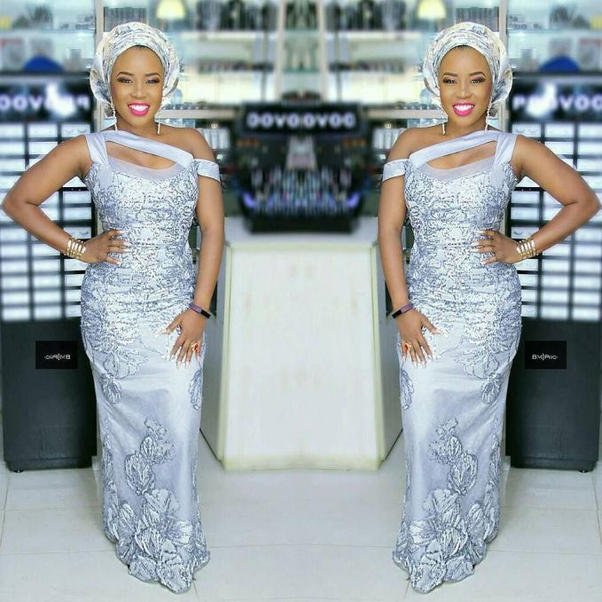 Stylish Aso Ebi Styles To Gear You Up For The Weekend.