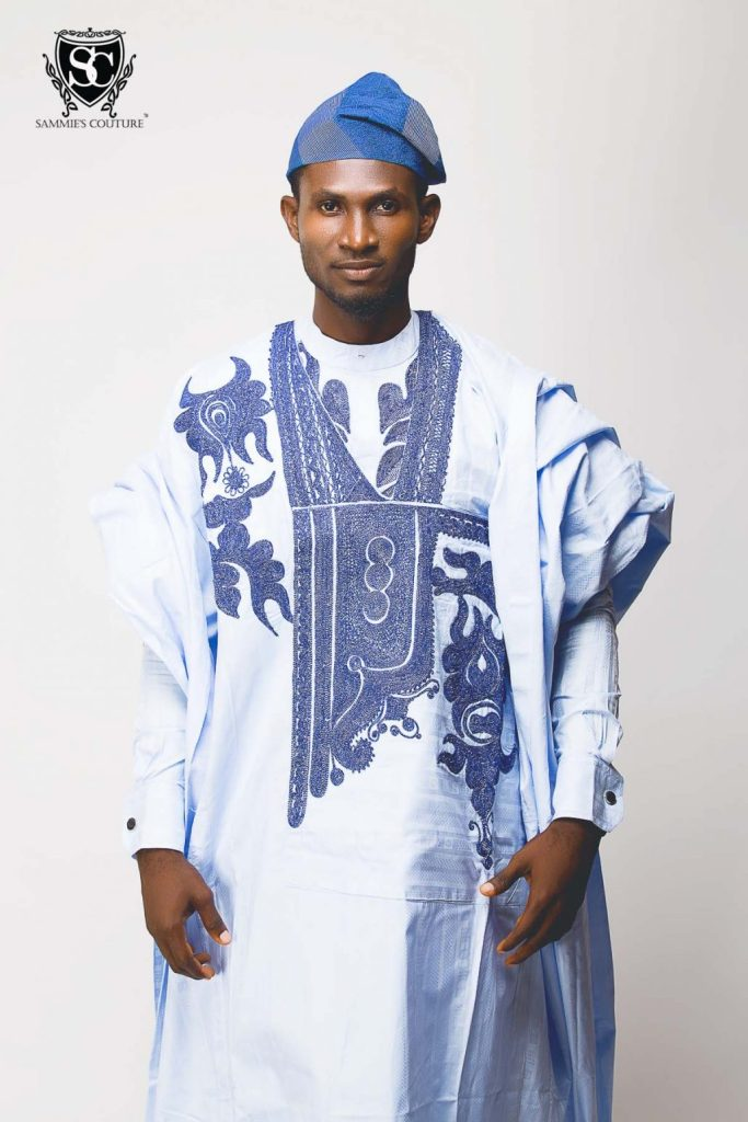 Cool Agbada Designs For The Boys