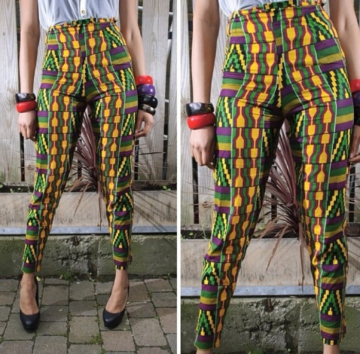 Different Ankara Trousers To Spice Your Wardrobe