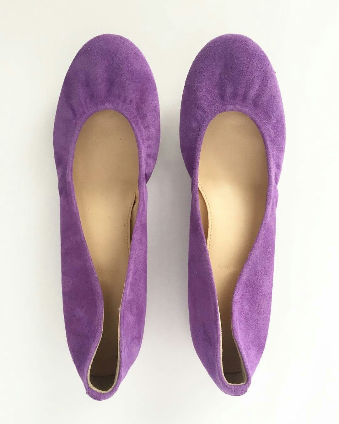 Shoegasm: Popping Ballet Flats