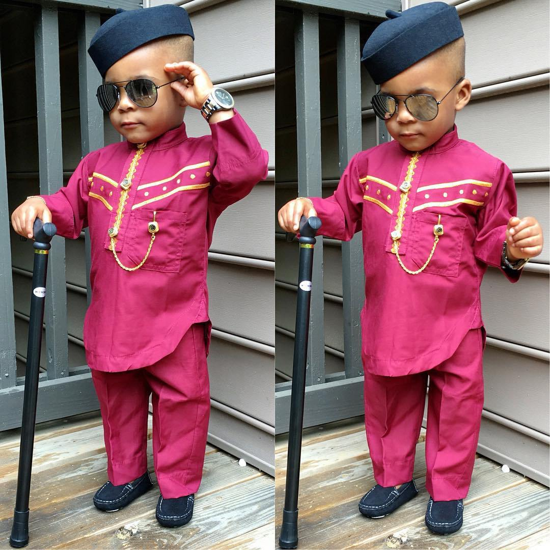 Kids Fashion 11 Lovely Ankara Styles For Kids A Million