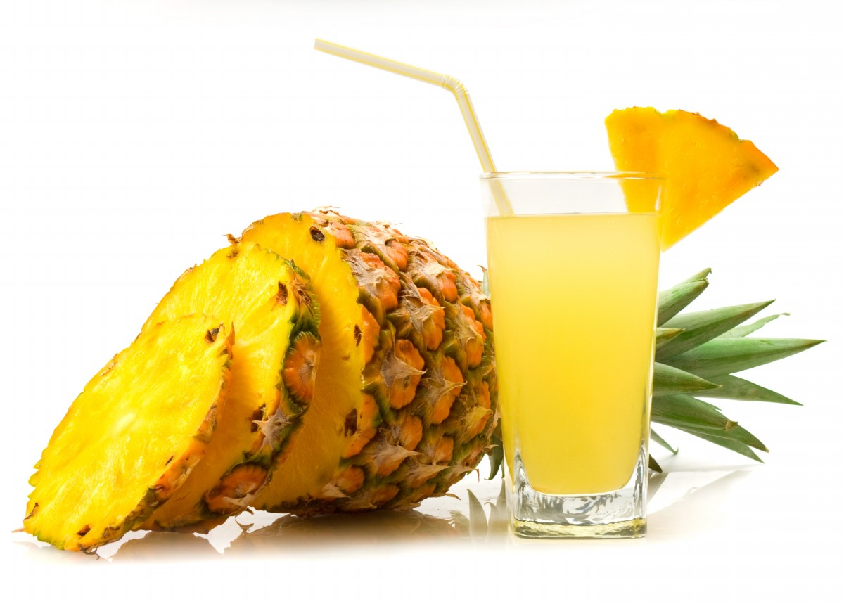 Eating Pineapple for Good Health