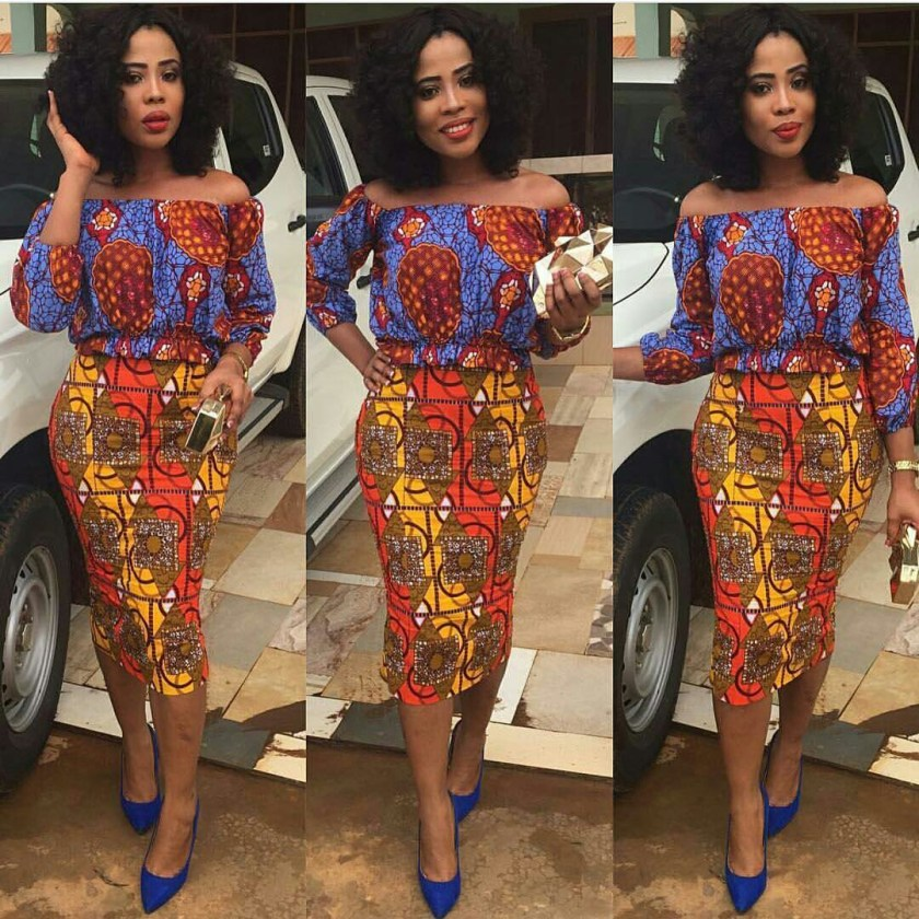 TGIF Ankara Outfits We Love