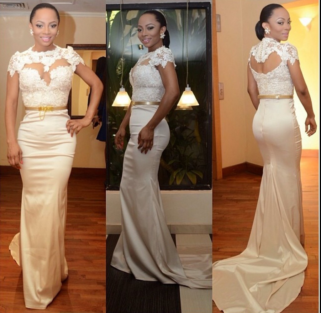 Nigerian Wedding Gowns: Wedding Dresses Made By Nigerian Designers