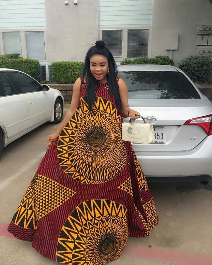 Latest Ankara Styles Guaranteed To Set You In A Fashion Mood.