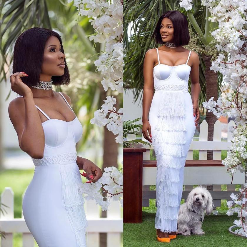 Beautiful Bridesmaids Dresses That Will Wow You This Weekend At The Nigerian Weddings.