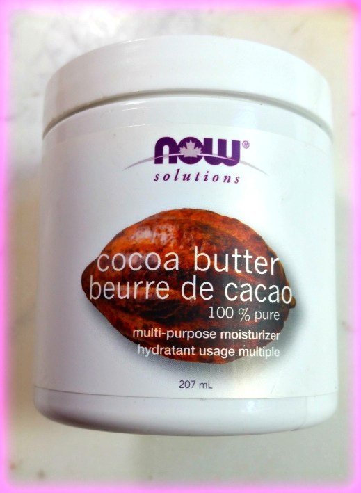 The Beauty Uses of Cocoa Butter