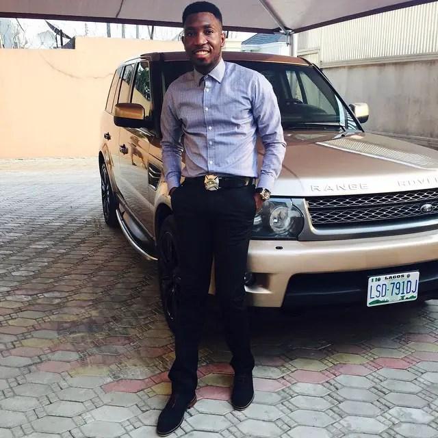MCM: Timi Dakolo And His Yard People