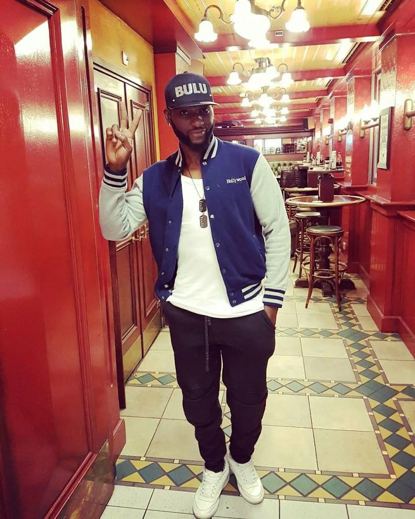 MCM: Meet the Dapper Mr. Gbenro Ajibade