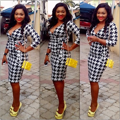Wcw The Divalicious Mercy Aigbe Gentry Amillionstylescom