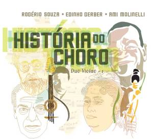 Cover of História do Choro