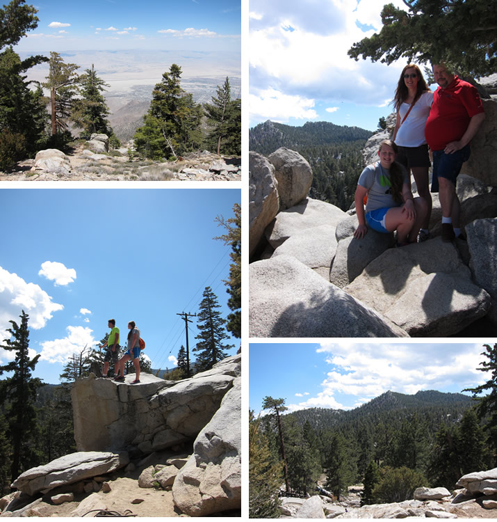 Jacinto Mountain in Palm Springs, CA