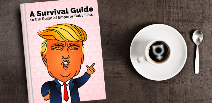 A Tongue-in-Cheek (sort of) Survival Guide to a Trump Presidency