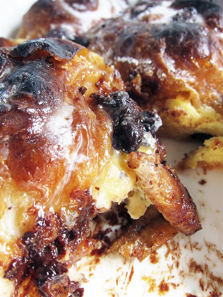 Chocolate Chip Croissant Bake