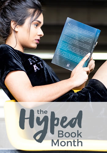 April Bookshelf: The Hyped Book Month