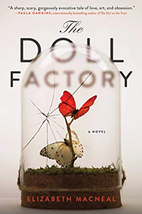 THe Doll Factory by Elizabeth MacNeal
