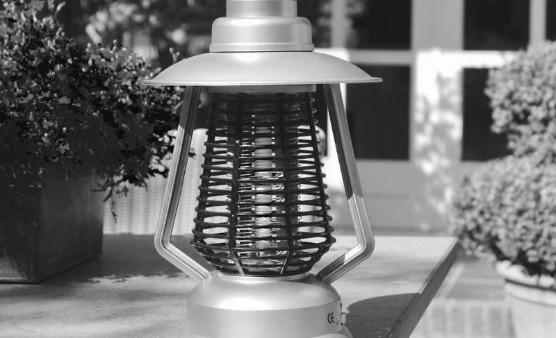 Les 5 Meilleurs Modèles de Lampes Anti-Moustiques en 2020