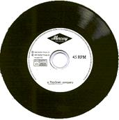 Disco de 45rpm, single