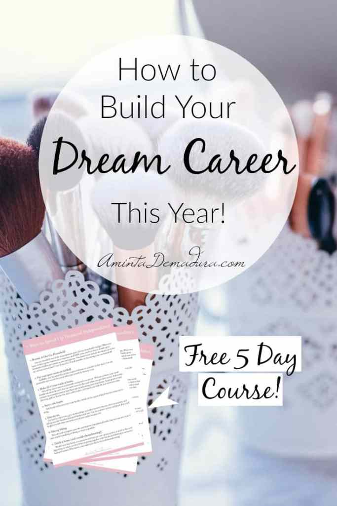 Build Your Dream Career This Year Free