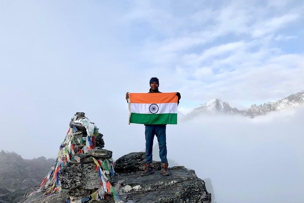 Gokyo-ri to Dragnag : Trek  to Everest Base Camp