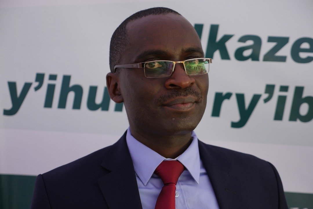 Jules Theoneste Ndahayo