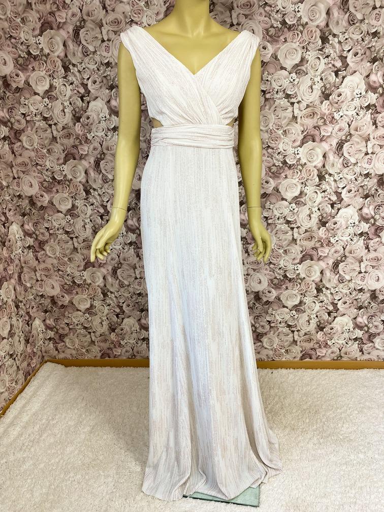 Kleid-Abendkleid-Standesamtkleid